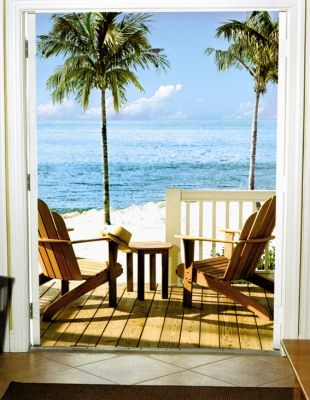 2BR Beachfront Beach House