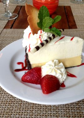 Florida Keys Cheesecake