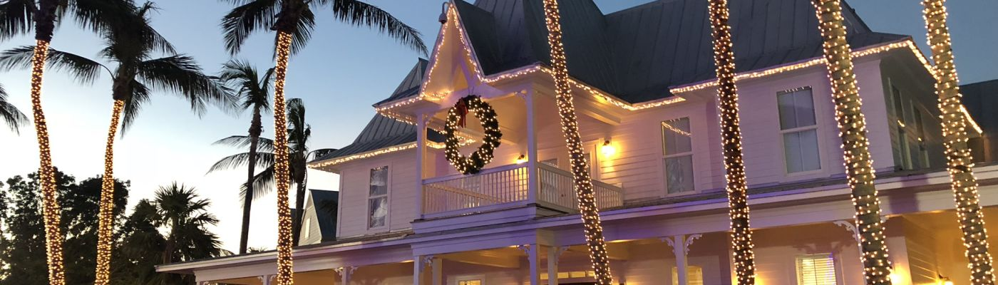 Christmas In Florida Keys.Florida Keys Christmas Vacation Tranquility Bay